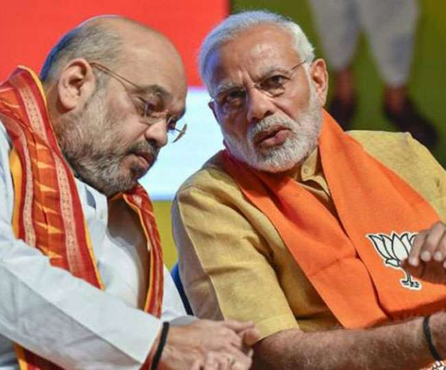 Jharkhand Assembly Elections   PM Modi, Amit Shah congratulate Hemant Soren, say 'we respect people's mandate'