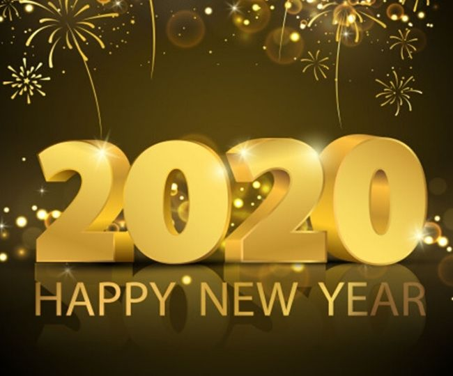 Happy New Year 2020: Wishes, messages, quotes, WhatsApp ...