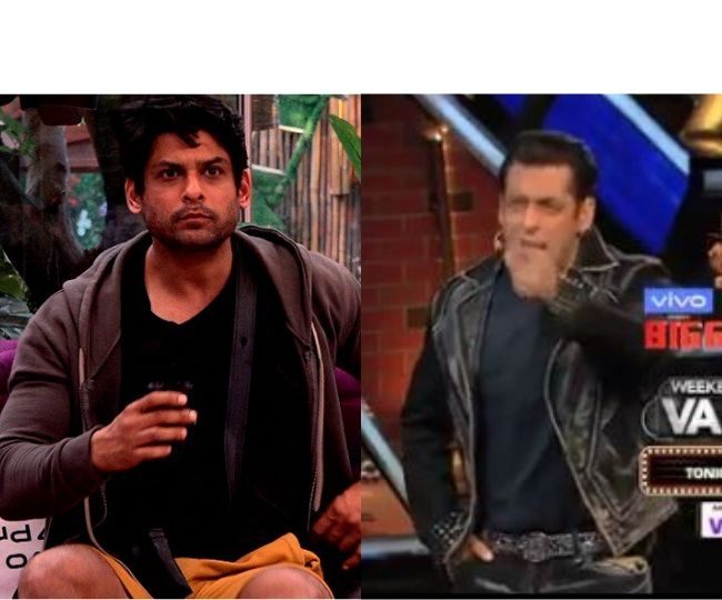 Bigg Boss 13: Salman Khan lashes out at Sidharth for his violent behaviour, what he does next will surprise you   Watch