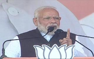 Jharkhand Assembly Elections 2019 | 'People have taught them a lesson': PM Modi's scathing attack at Cong on K'taka bypolls