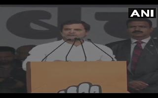 'My name is not Rahul Savarkar, will never apologise for truth': Rahul Gandhi at Bharat Bachao rally