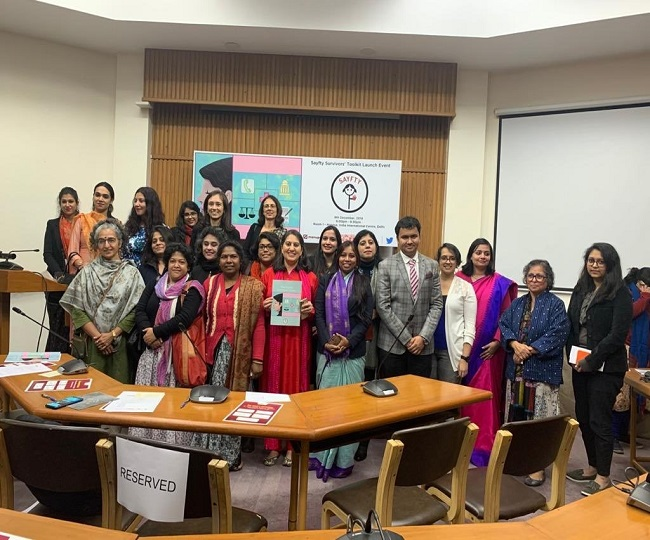 Sayfty Survivors' Toolkit launched in collaboration with Jagran New Media, Twitter, UN Women to help rape survivors