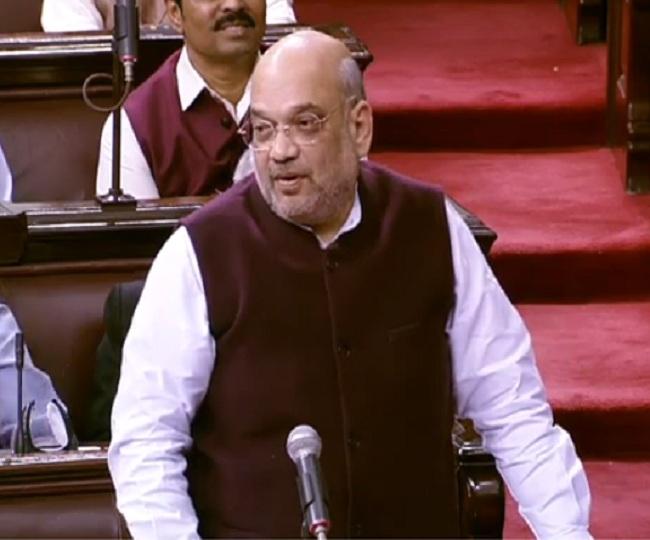 Rajya Sabha passes SPG Bill amid Congress walkout, Amit Shah says 'security can't be status symbol'