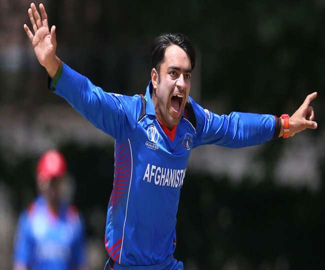 Rashid Khan is Afghanistan's new captain for all formats
