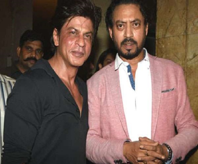 SRK & Irrfan Khan to share screen again in Tigmanshu Dhulia's next, based on UP's most wanted 'Dadua'