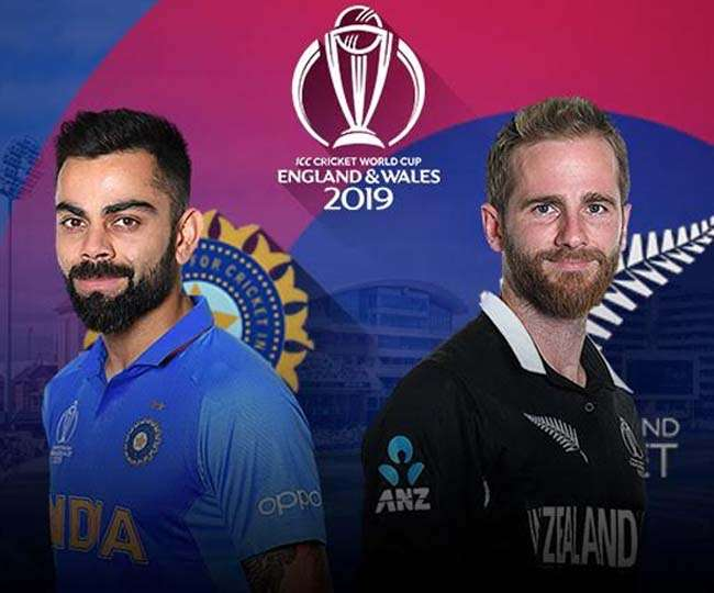 India Vs New Zealand 2019 India vs New Zealand 1st semi final, World Cup 2019: Probable