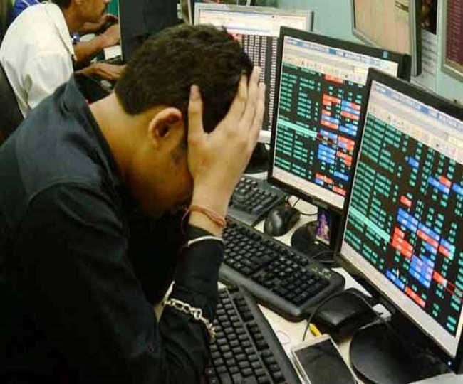 Two days after Budget, Sensex nosedives 792 points; Nifty cracks below 11,600