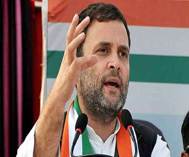 Thankful to BJP-RSS for opportunities to take ideological battle to people, says Rahul Gandhi