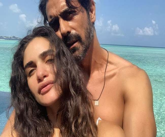 Arjun Rampal and Gabriella Demetriades blessed with a baby boy