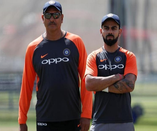 BCCI invites applications for team's head coach, head staff; Shastri & Co. get auto entry