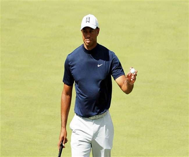 Tiger Woods draws inspiration from Watson, Norman's Open near-misses