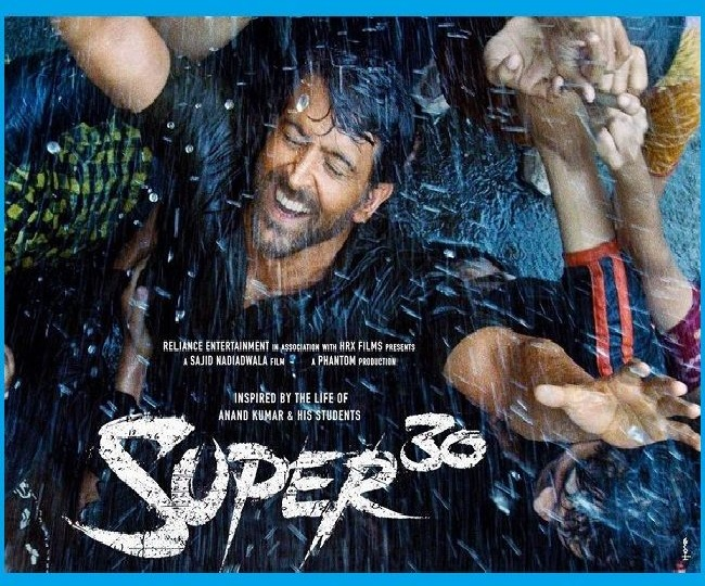 Hrithik Roshan-starrer 'Super 30' made tax-free in Bihar