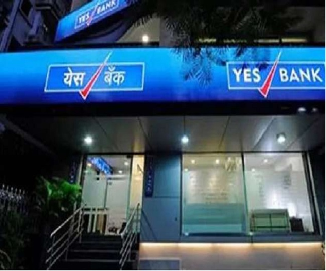 Yes Bank shares plunge 4 per cent ahead of Q1 result