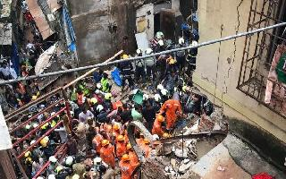 10 killed as 100-year-old Mumbai building collapses, many still feared trapped