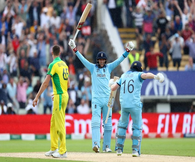 Aus vs Eng, World Cup 2019 Semi-final: Roy, Woakes help England crush Australia by 8 wickets
