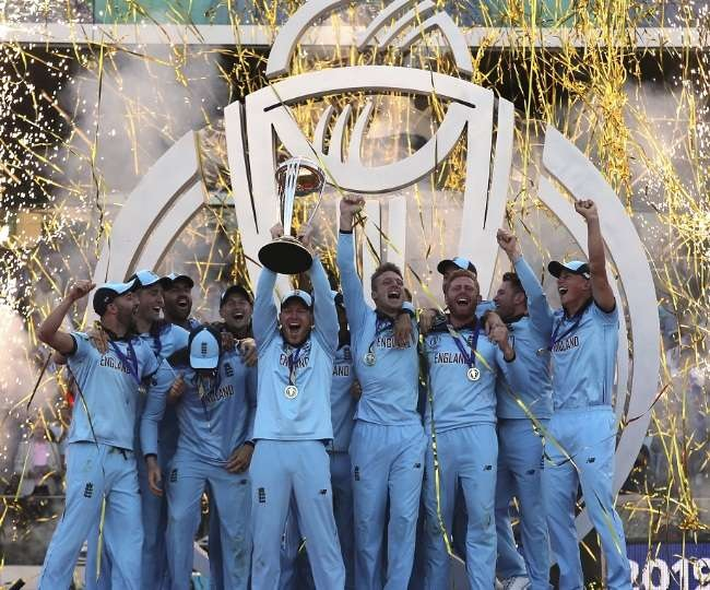 Why England lifted the World Cup trophy despite tie of scores in Super Over