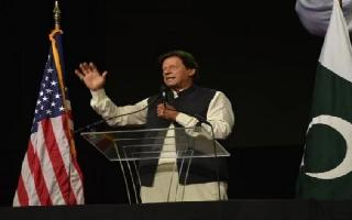 40 militant groups were operating within Pakistan: Imran Khan in US