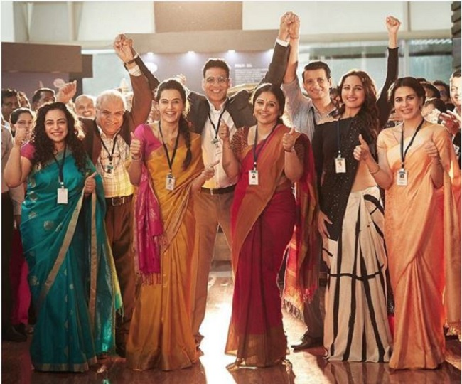 Mission Mangal | 'They know it all': Akshay Kumar celebrates power of women scientists