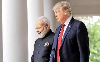 'PM Modi did not ask Trump to mediate on Kashmir issue': India refutes US President's claim