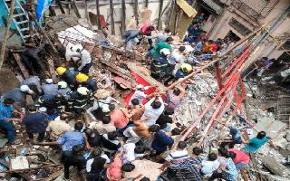 100-year-old Kesarbai Building missing from BMC's list of 'dangerous' structures
