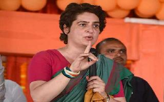 'One day they will discover': Priyanka's 'warning' to BJP after fall of Kumaraswamy govt