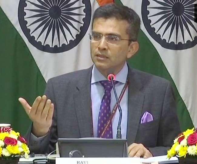 India slams Pakistan for 'Cosmetic step' against Hafiz Saeed