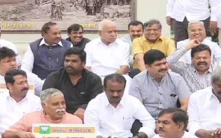 Karnataka Crisis: State assembly adjourned till trust vote on Thursday