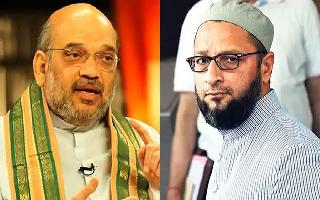 'Make it a habit to listen to speeches of other MPs': Shah tells Owaisi as they spar over NIA bill