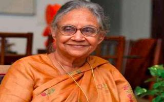 Sheila Dikshit No More: A look at her political achievements