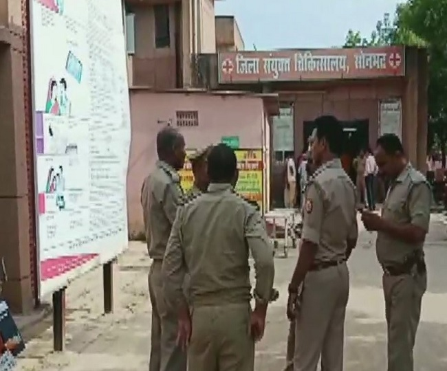 Nine killed, 19 injured in gunfight between two groups over property dispute in UP's Sonbhadra