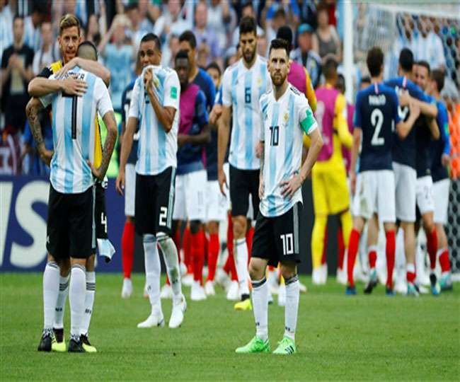 Argentina down Qatar 2-0, move to Copa America quarters