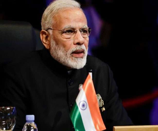 Goal is to make India 5 trillion-dollar economy: PM Modi at NITI Aayog meet