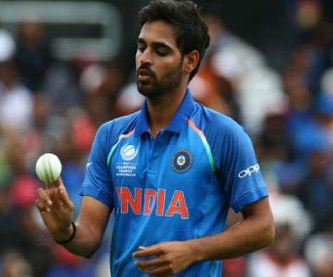 WC 2019 | Ind vs Aus: Satisfied with three-wicket haul on 'flat' batting track, says Bhuvi