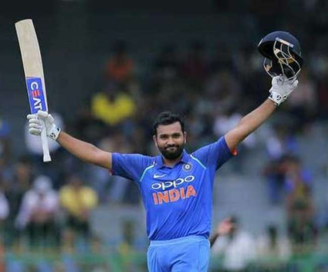 Rohit becomes second Indian after Virat to hit World Cup hundred against Pakistan