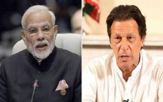 SCO Summit: PM Modi, Imran Khan exchange pleasantries in Bishkek