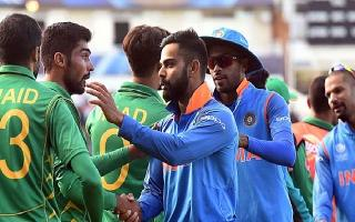WC 2019   Ind vs Pak: Rohit's fiery 140, strict bowling help India make it..