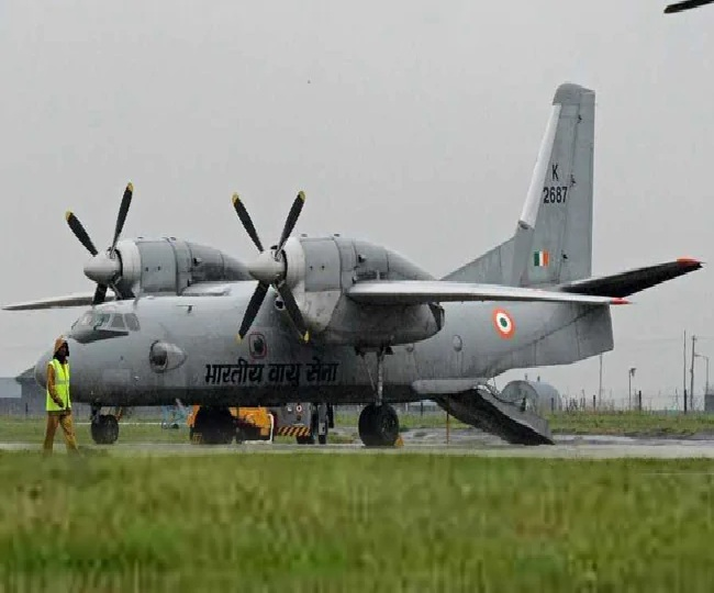 Wreckage of missing AN-32 aircraft found in Arunachal after eight days of search