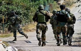 One jawan killed, two terrorists shot dead in encounter in Kashmir's..