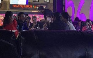 Shoaib Malik, other Pak players blasted on Twitter for partying with Sania..