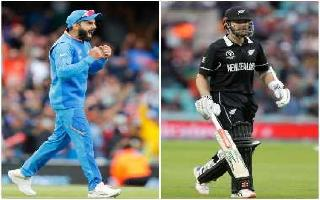 WC 2019   Ind vs NZ: India, New Zealand share one point each after washout..