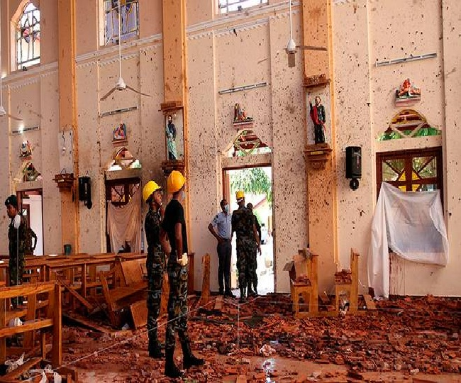NIA raids 7 locations in Coimbatore over links between ISIS module, Lanka bombings
