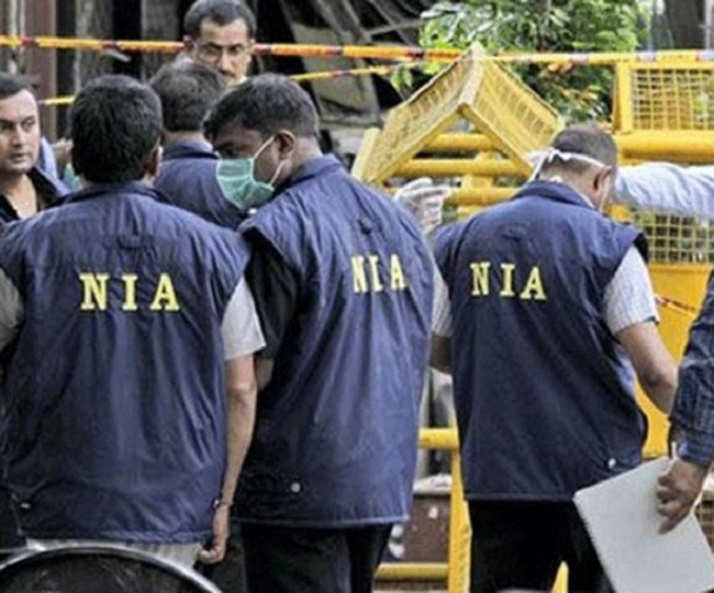 J-K separatist leaders received funds from abroad claims NIA