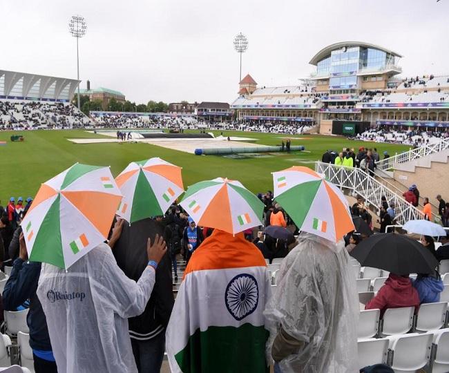 WC 2019 | Ind vs NZ: Both Men in Blue, Black Caps remain unbeatable as rain plays spoilsport