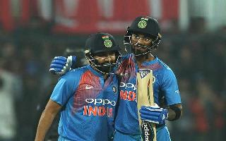 Rohit, Rahul bring first 100-run opening partnership for India against..