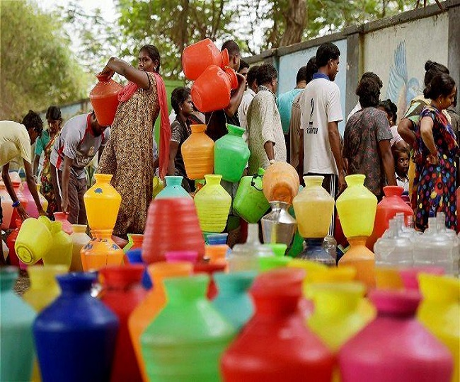 Malls resort to rationing, restaurants down as water crisis increases in Chennai