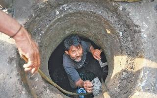 Gujarat: Seven killed due to asphyxiation while cleaning hotel sewer in..