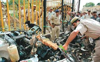 2005 Ayodhya terror attack:  Four convicts awarded life term, one..