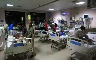 84 children die within 15 days as Encephalitis wreaks havoc in Bihar's..