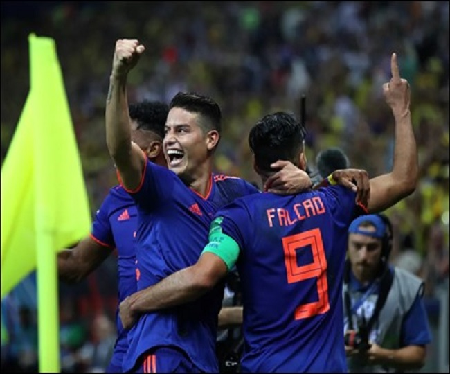 Colombia faces big Copa America obstacle in Chile