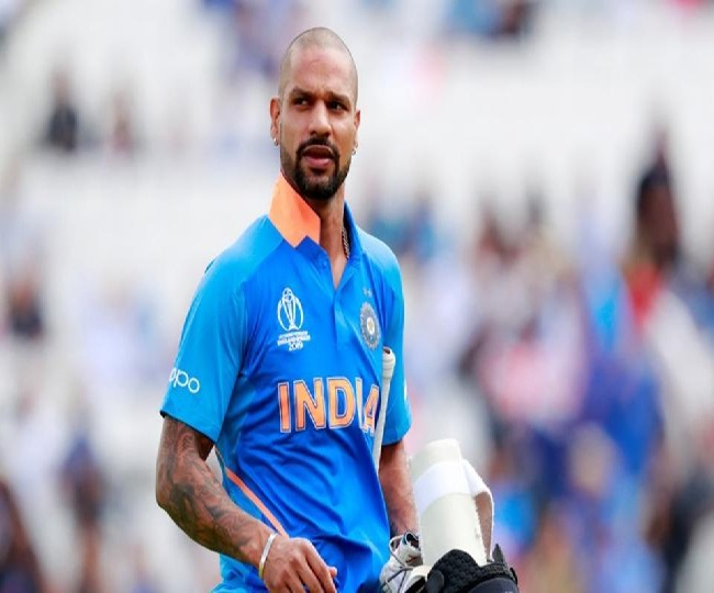 'Injured' Dhawan ruled out of NZ, Pak clashes, further WC participation in doubt